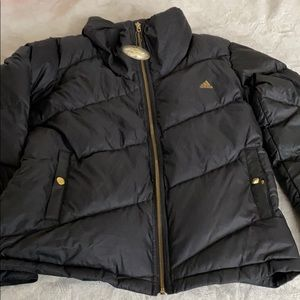 Adidas Down Feather coat